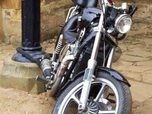 Motorcykelns historia i Sverige